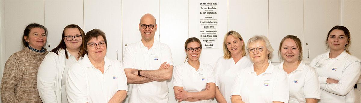 Team der Diabetologie